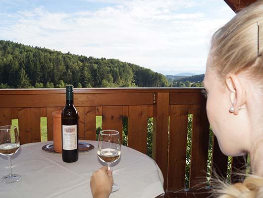 Weintrinken